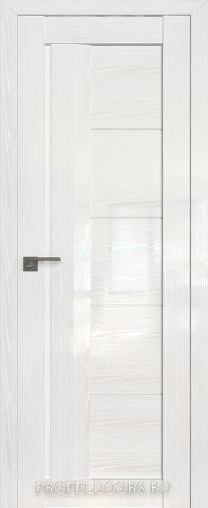 2.10STP Pine White glossy Белый триплекс