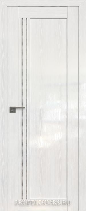 2.10STP Pine White glossy Прозрачное