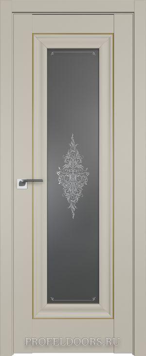 24U Шеллгрей Кристалл графит Золото