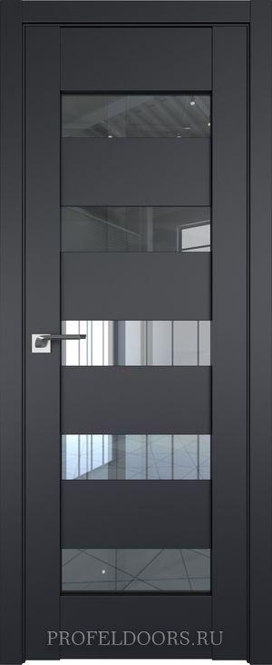 29U Черный матовый Прозрачное