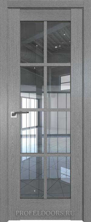 101XN Грувд серый Прозрачное
