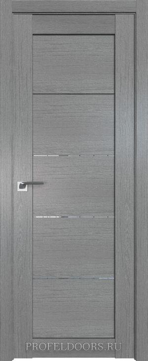 2.11XN Грувд серый Прозрачное