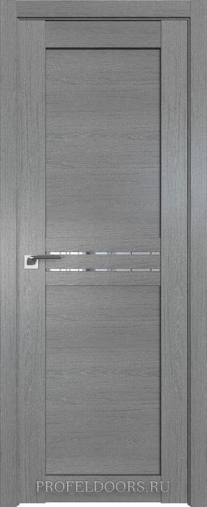 2.55XN Грувд серый Прозрачное
