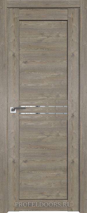 2.86XN Грувд серый Прозрачное