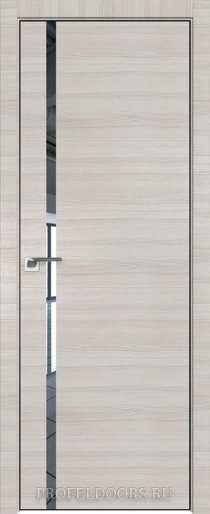 3Z Эш Вайт Кроскут Lacobel Серебряный лак Матовая алюминиевая