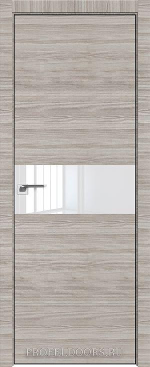 16Z Эш Вайт Кроскут Зеркало Матовая алюминиевая