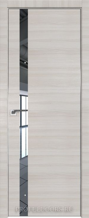 6Z Эш Вайт Кроскут Зеркало Матовая алюминиевая