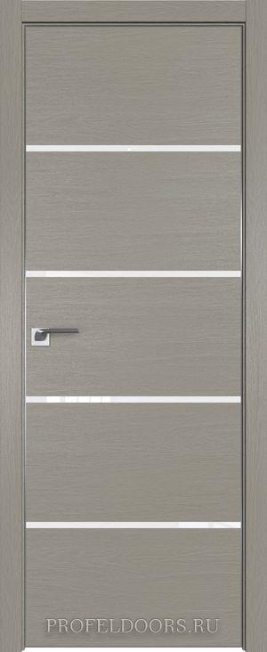 9ZN Грувд серый Lacobel Серебряный лак ABS черная матовая с 4-х сторон