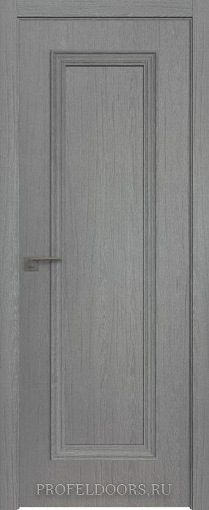 50ZN Грувд серый в цвет двери ABS в цвет с 4-х сторон