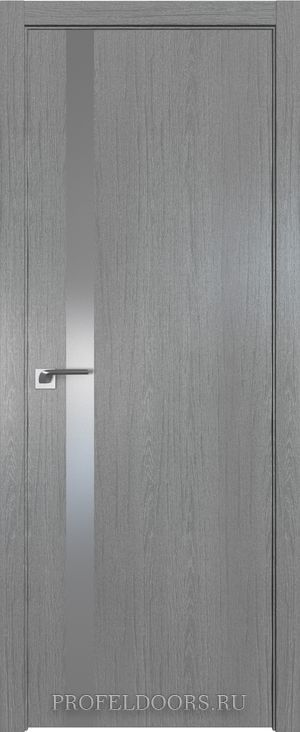 10ZN Грувд серый Lacobel Серебряный лак Матовая с 4-х сторон