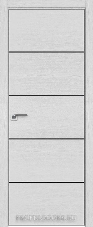 22ZN Грувд серый Lacobel Серебряный лак Матовая с 4-х сторон