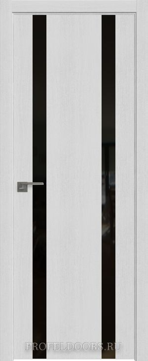6ZN Монблан Lacobel Серебряный лак ABS черная матовая с 4-х сторон
