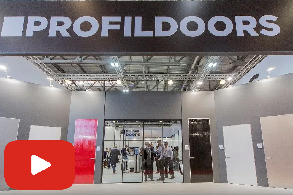 ProfilDoors на выставке MosBuild 2019