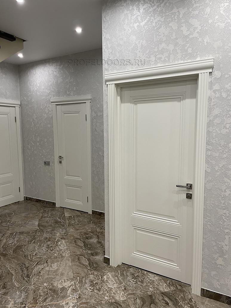 Пример №10 установленой двери