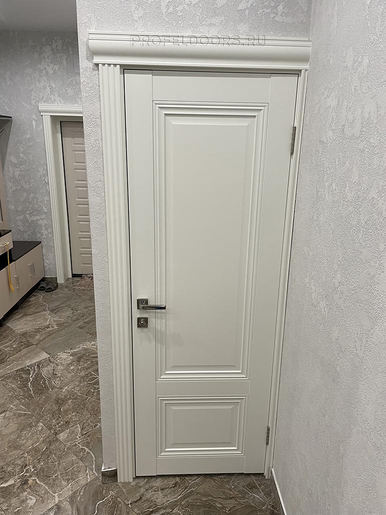 Пример №11 установленой двери