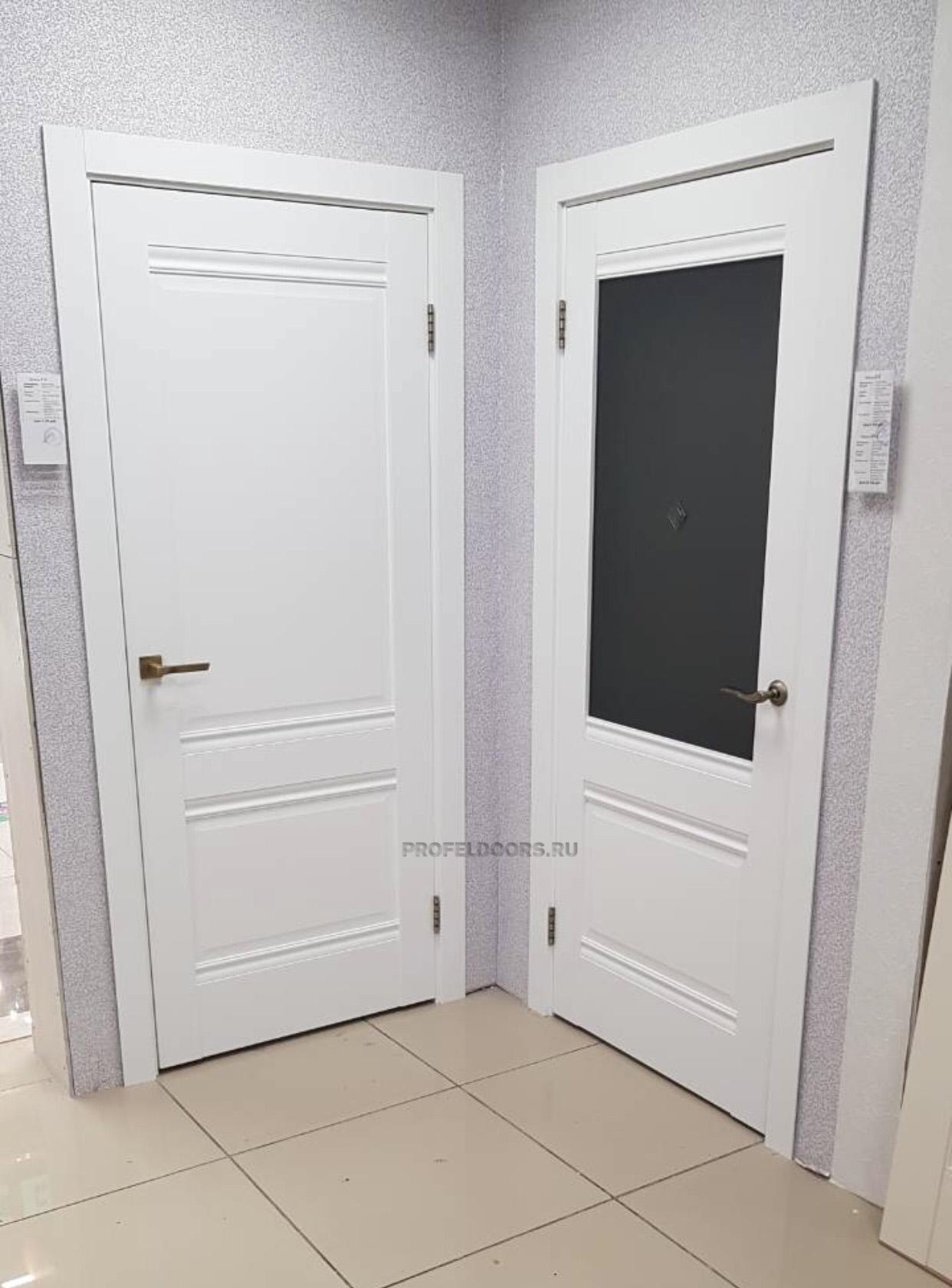 Пример №5 установленой двери