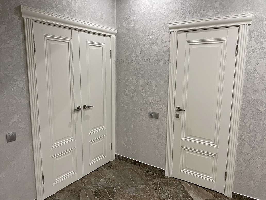Пример №7 установленой двери