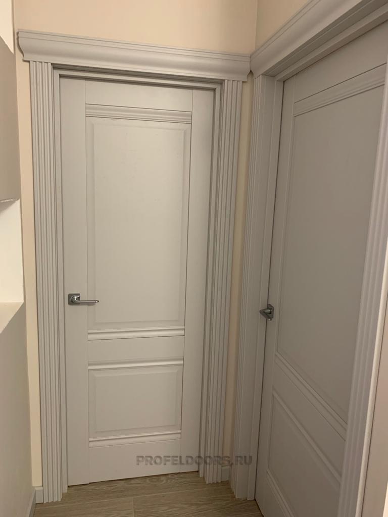 Пример №13 установленой двери
