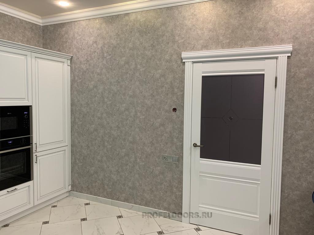 Пример №14 установленой двери
