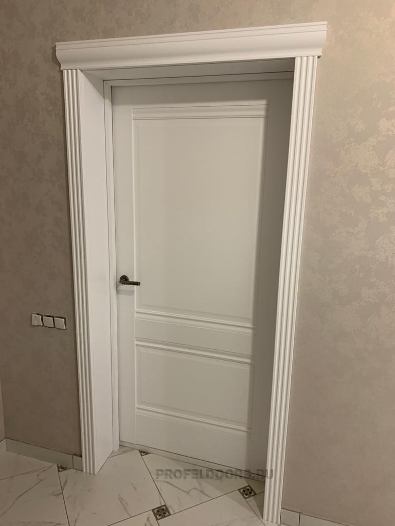 Пример №16 установленой двери