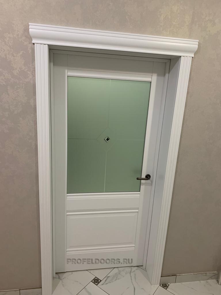 Пример №17 установленой двери