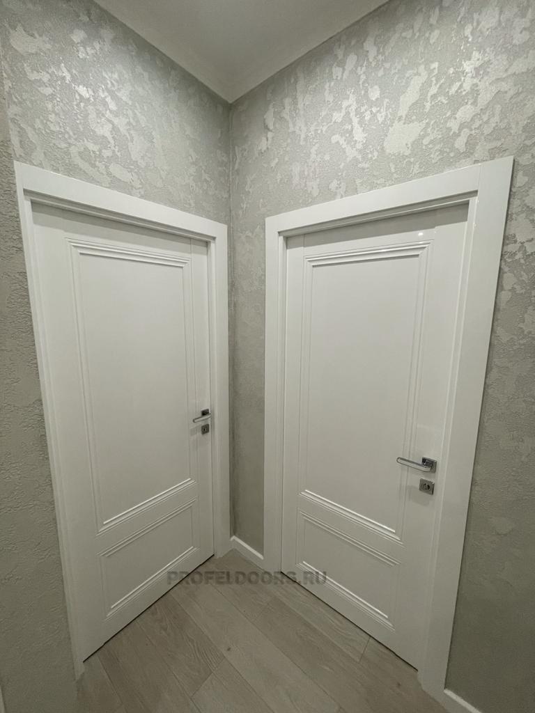 Пример №19 установленой двери
