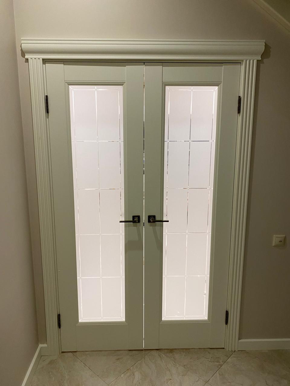 Пример №20 установленой двери