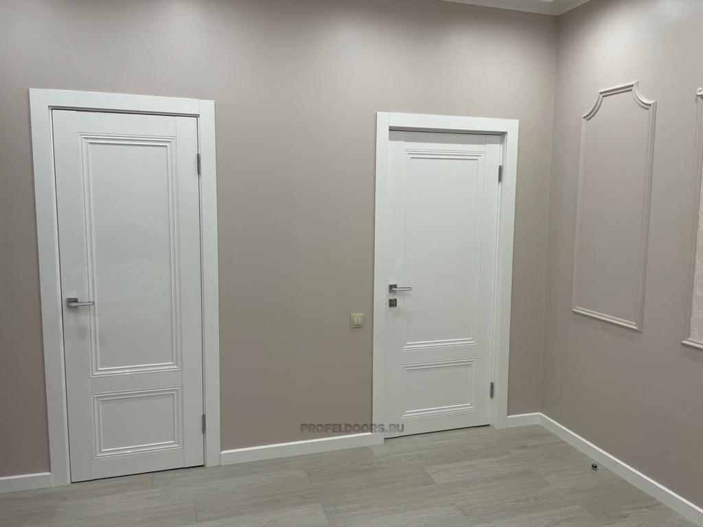 Пример №21 установленой двери