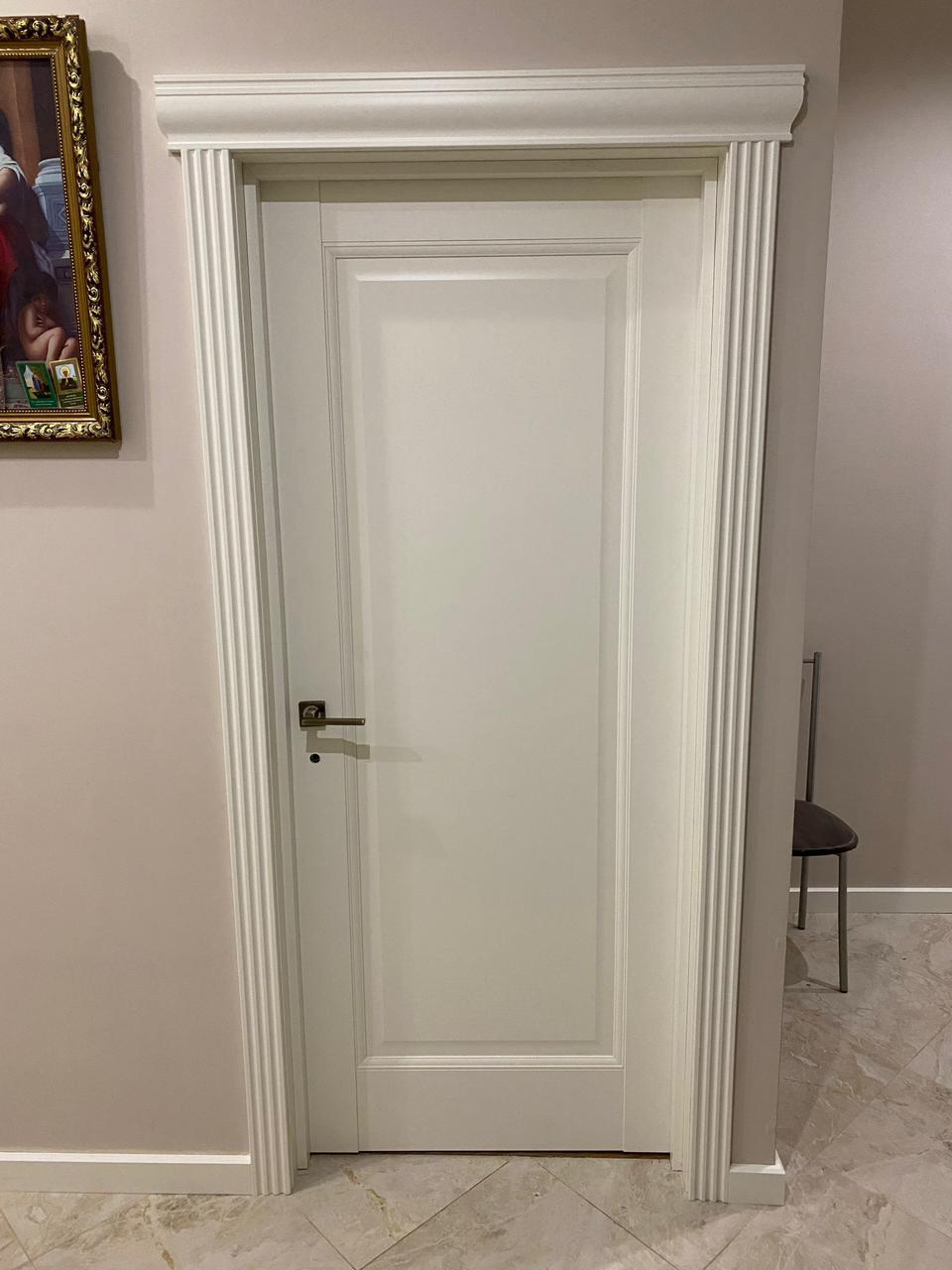 Пример №24 установленой двери