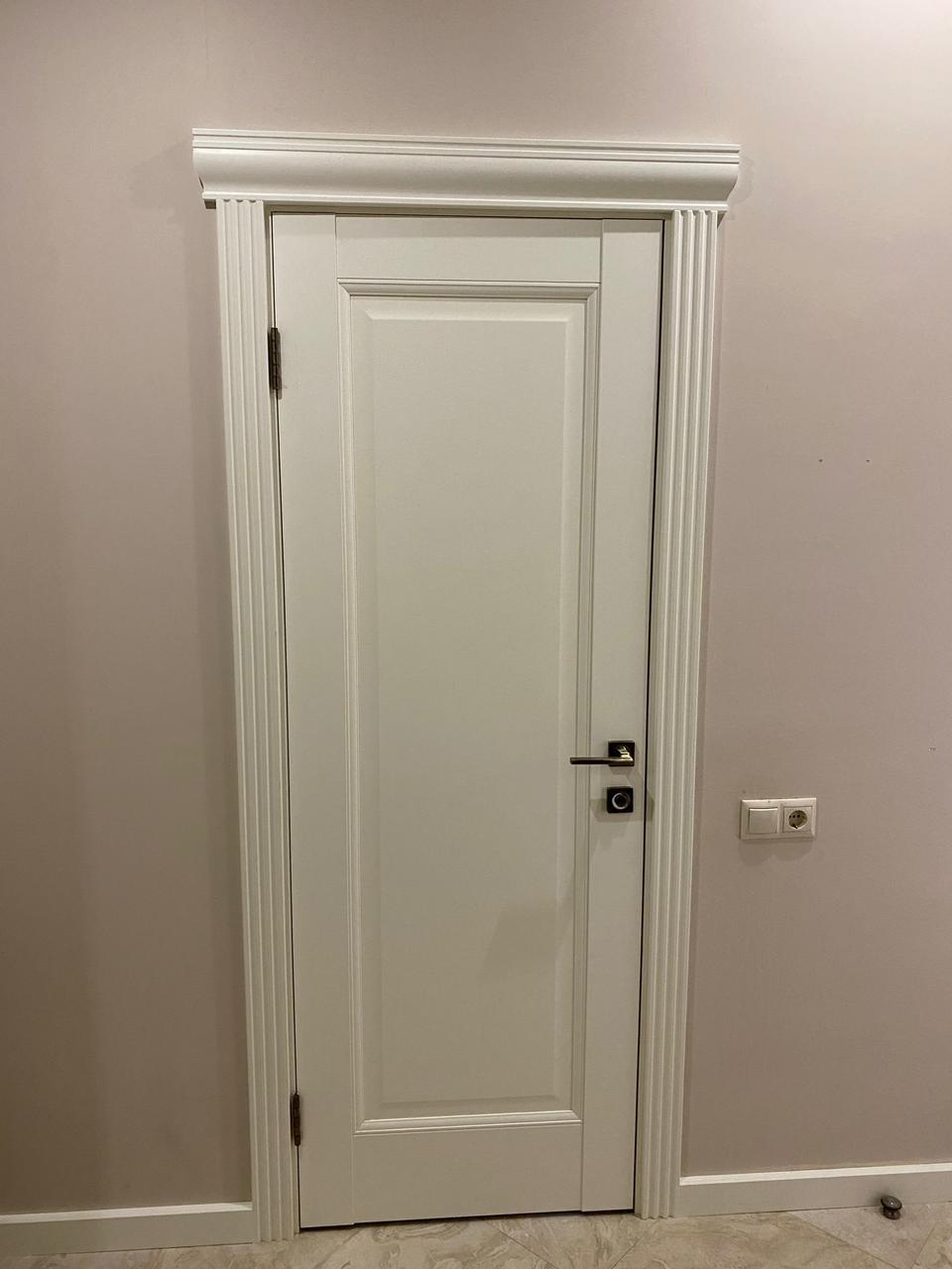 Пример №25 установленой двери