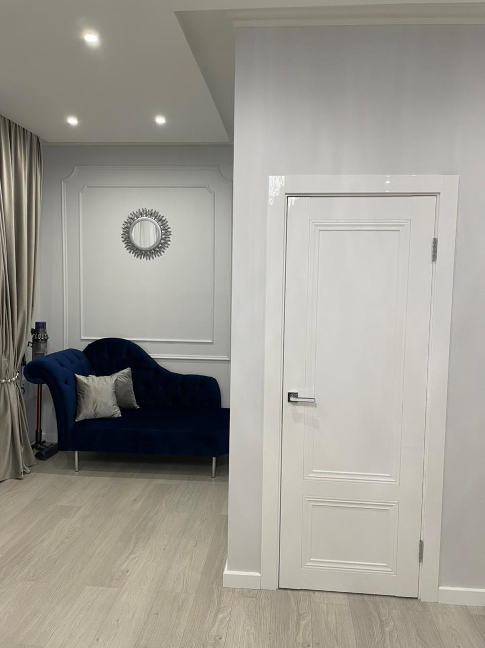 Пример №26 установленой двери